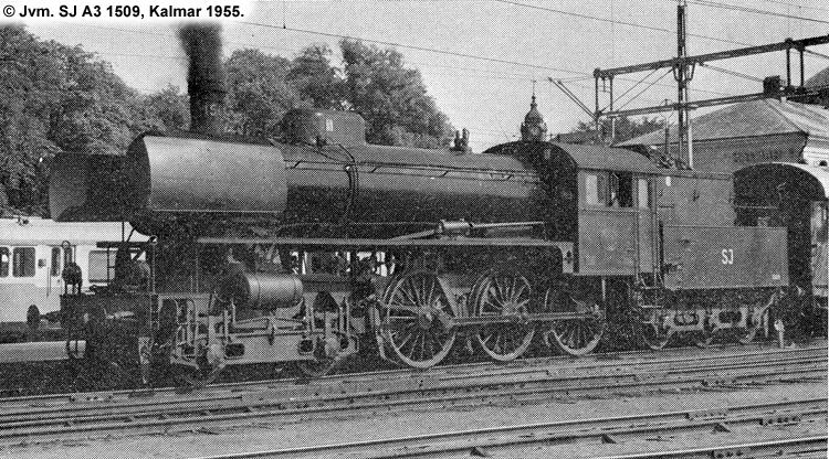 SJ A3 1509