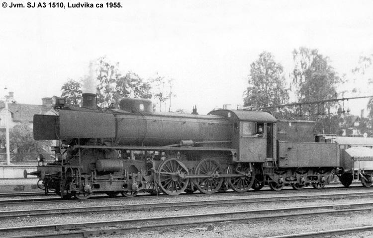 SJ A3 1510