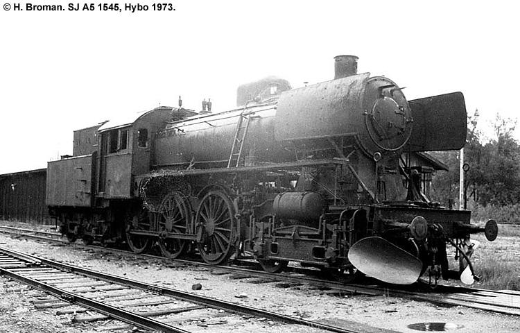 SJ A5 1545