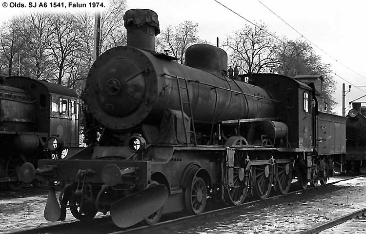 SJ A6 1541