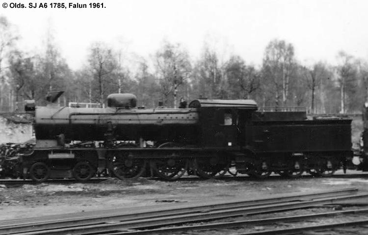 SJ A6 1785