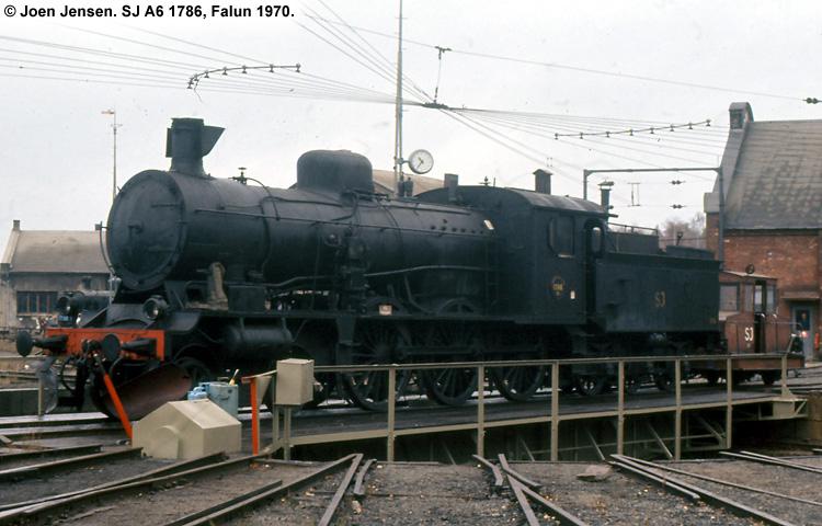 SJ A6 1786