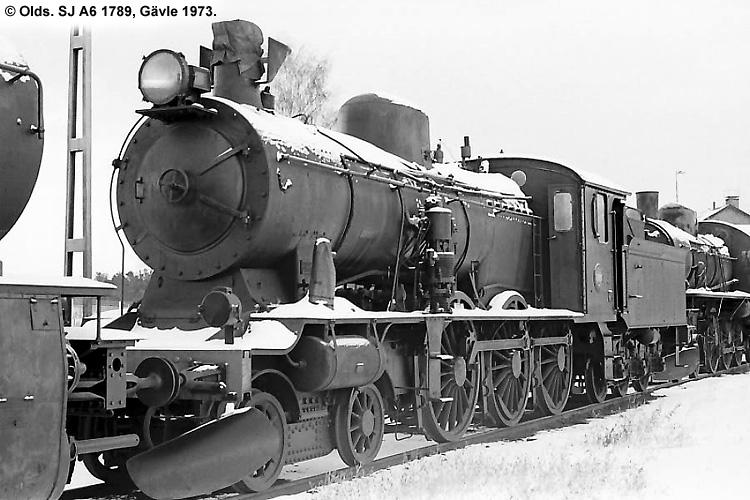 SJ A6 1789