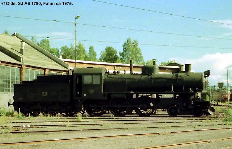 SJ A6 1790