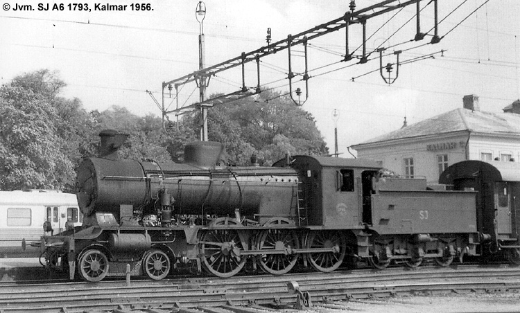 SJ A6 1793