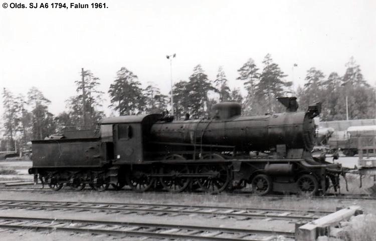 SJ A6 1794