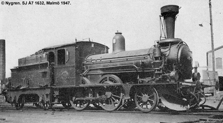 SJ AAAA7 1632
