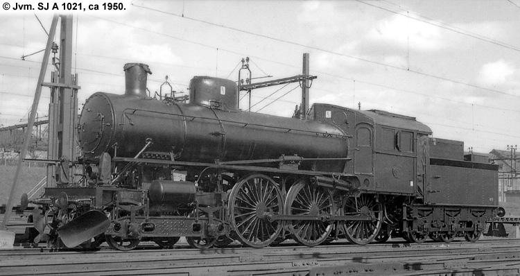 SJ A 1021