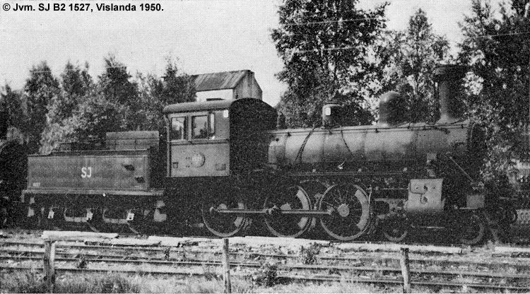 SJ B2 1527