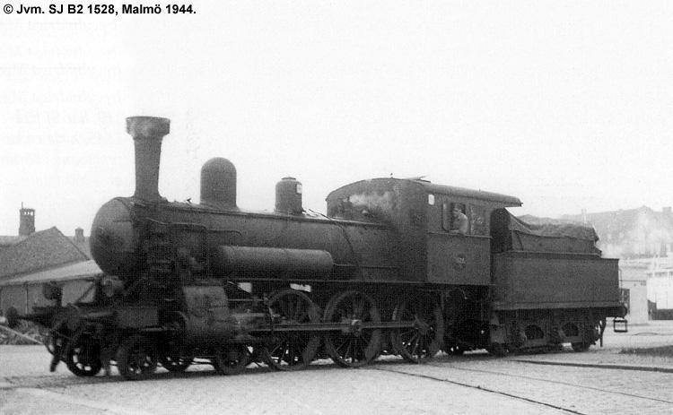 SJ B2 1528