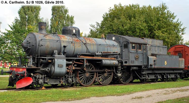 SJ B 1026