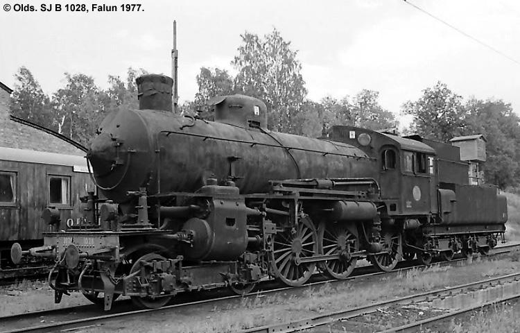 SJ B 1028