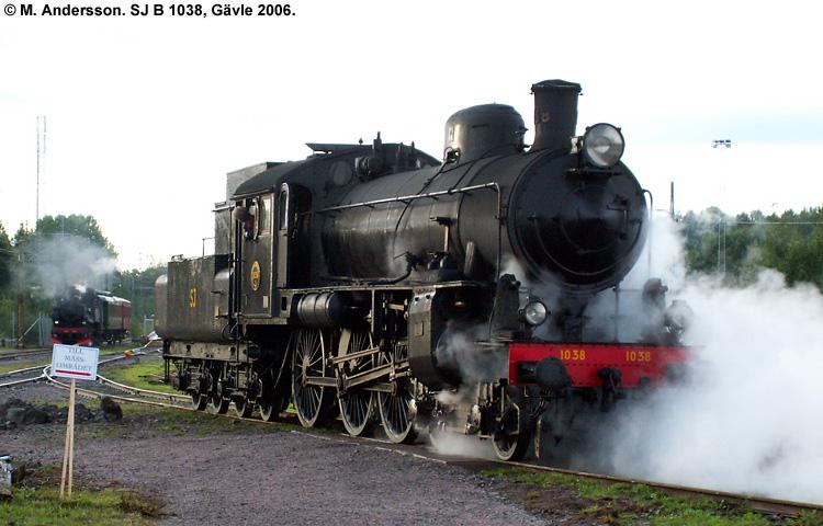 SJ B 1038