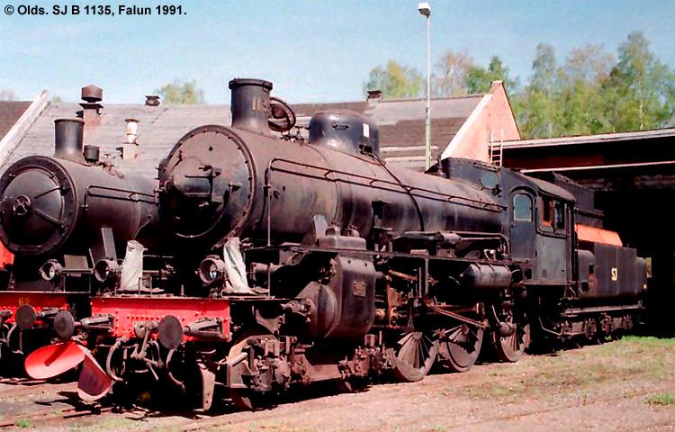 SJ B 1135
