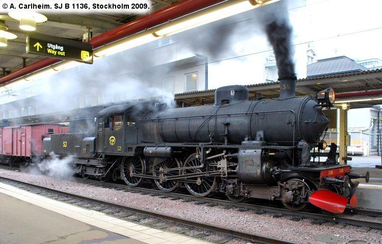 SJ B 1136