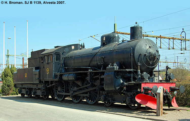 SJ B 1139