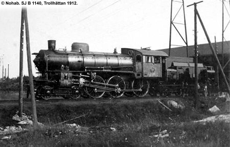 SJ B 1140
