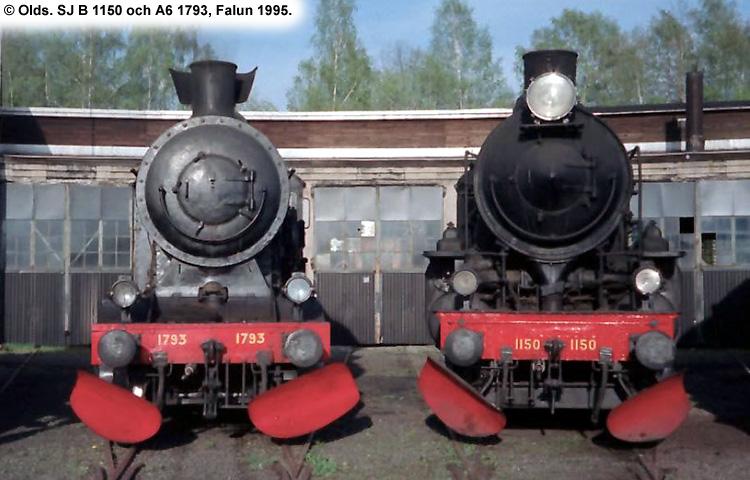 SJ B 1150