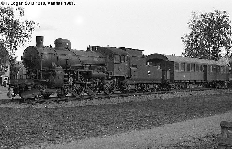 SJ B 1219