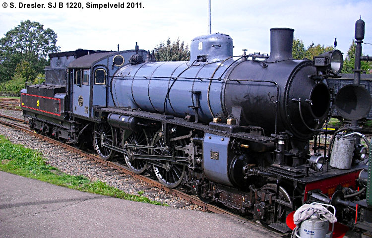 SJ B 1220