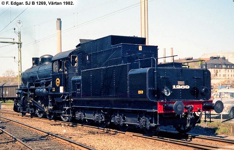 SJ B 1269