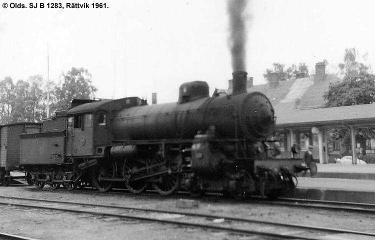 SJ B 1283