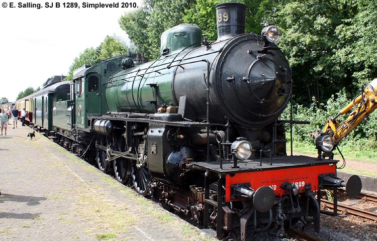 SJ B 1289