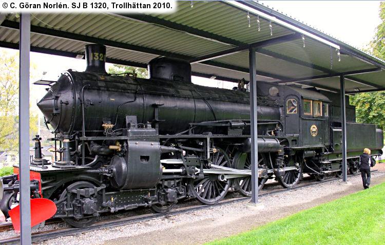 SJ B 1320