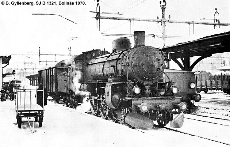 SJ B 1321