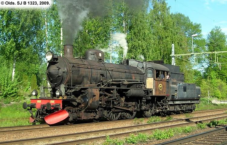 SJ B 1323