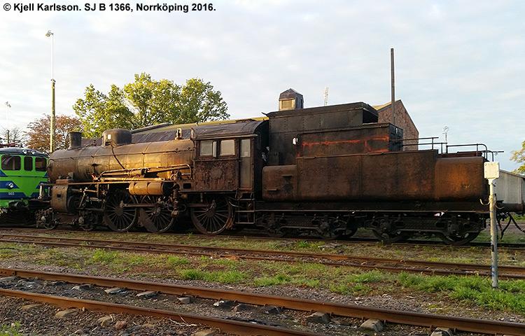 SJ B 1366