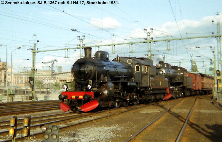 SJ B 1367
