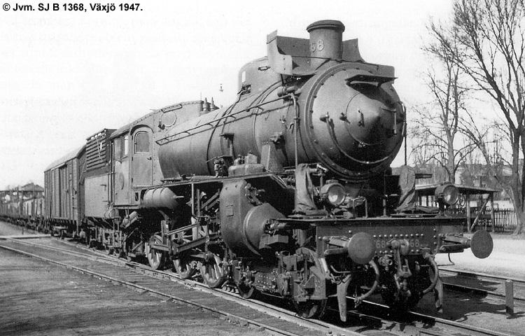 SJ B 1368