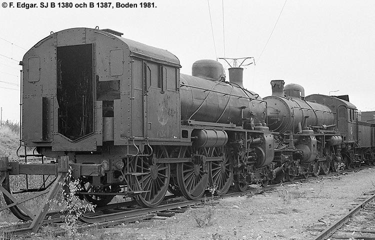 SJ B 1380