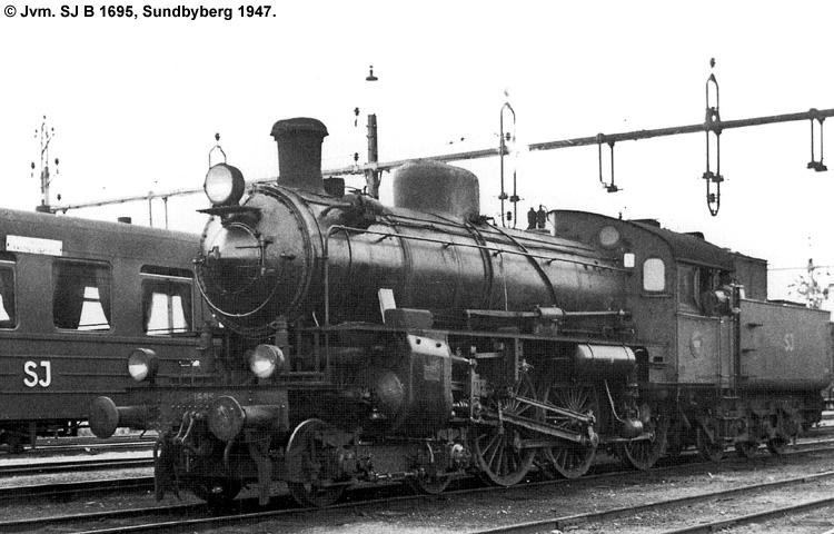 SJ B 1695