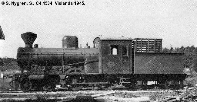 SJ C4 1534