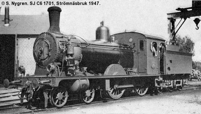 SJ C6 1701