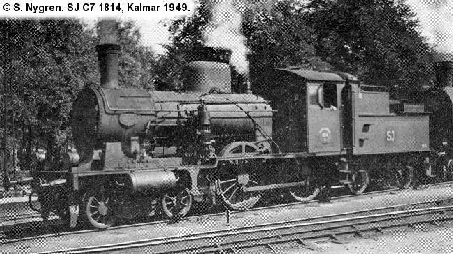 SJ C7 1814