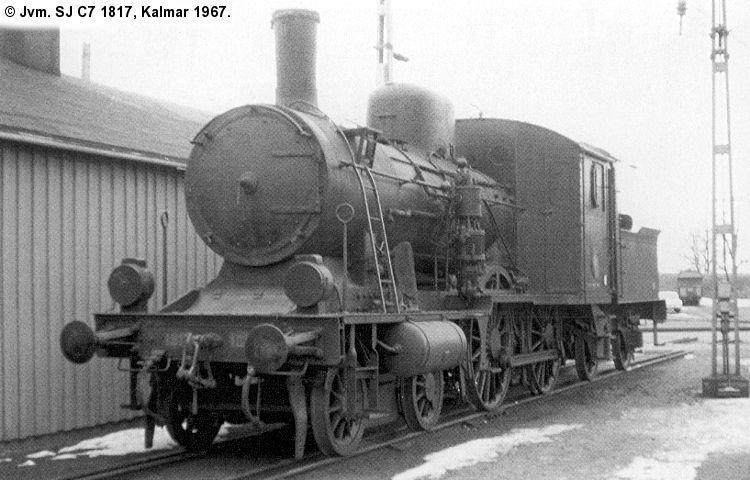 SJ C7 1817