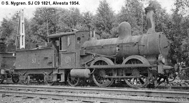 SJ C9 1821