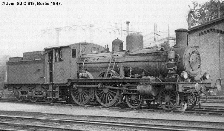 SJ C 618