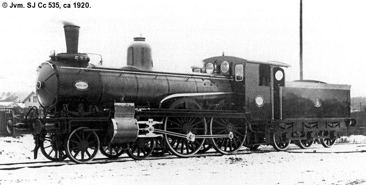 SJ Cc 535