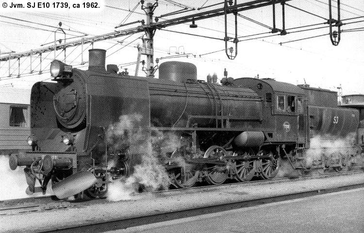 SJ E10 1739