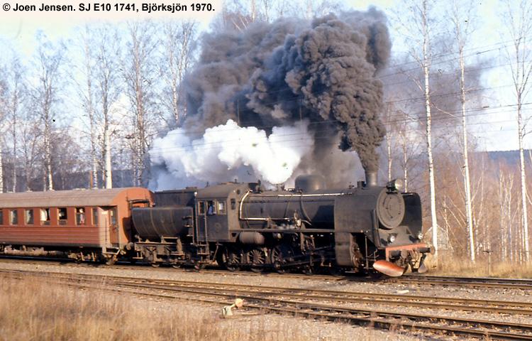 SJ E10 1741