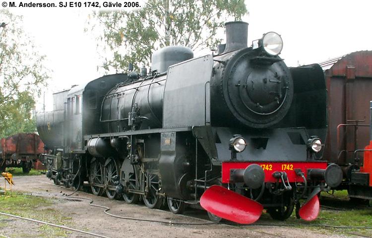 SJ E10 1742