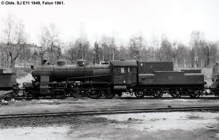 SJ E11 1849