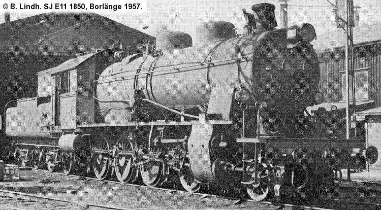 SJ E11 1850