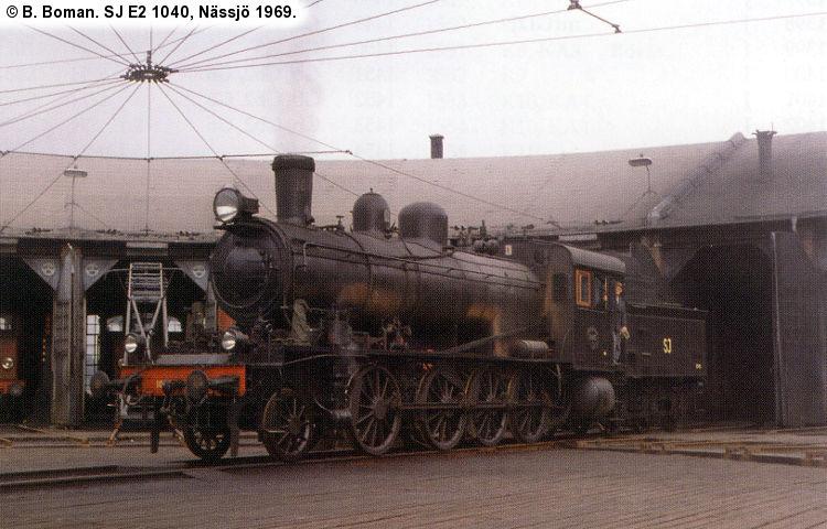 SJ E2 1040
