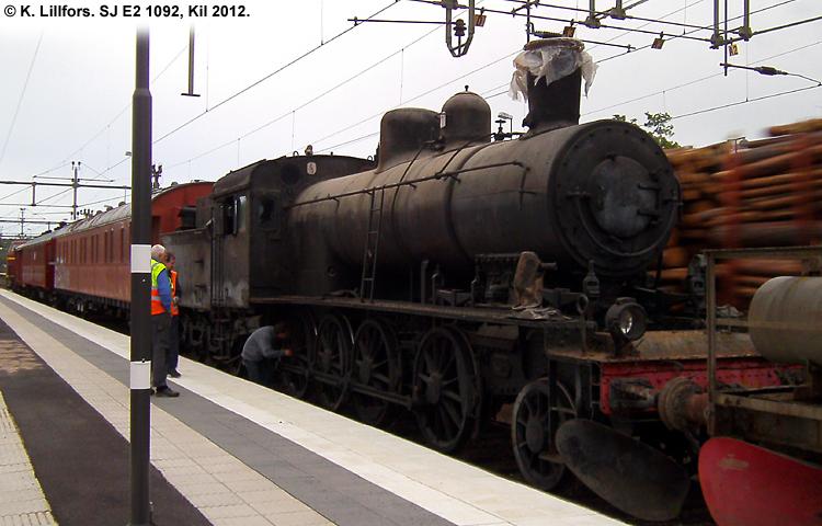 SJ E2 1092