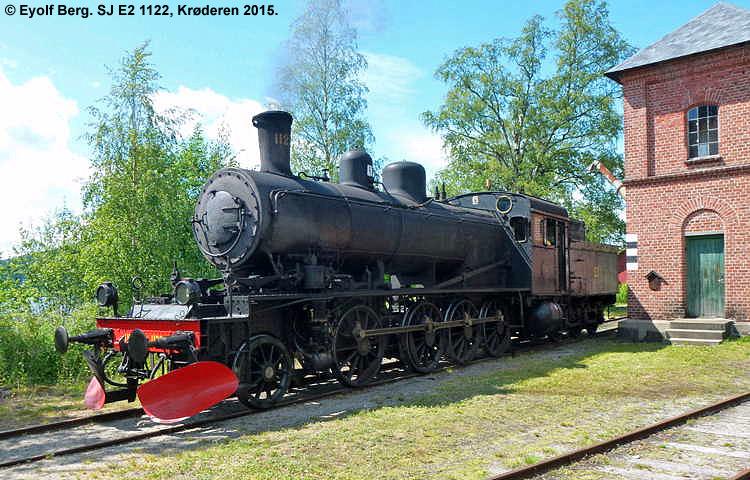 SJ E2 1122